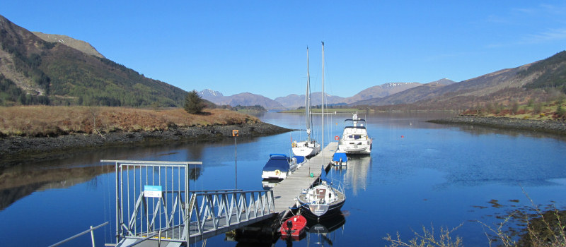 Ballachulish Jetty